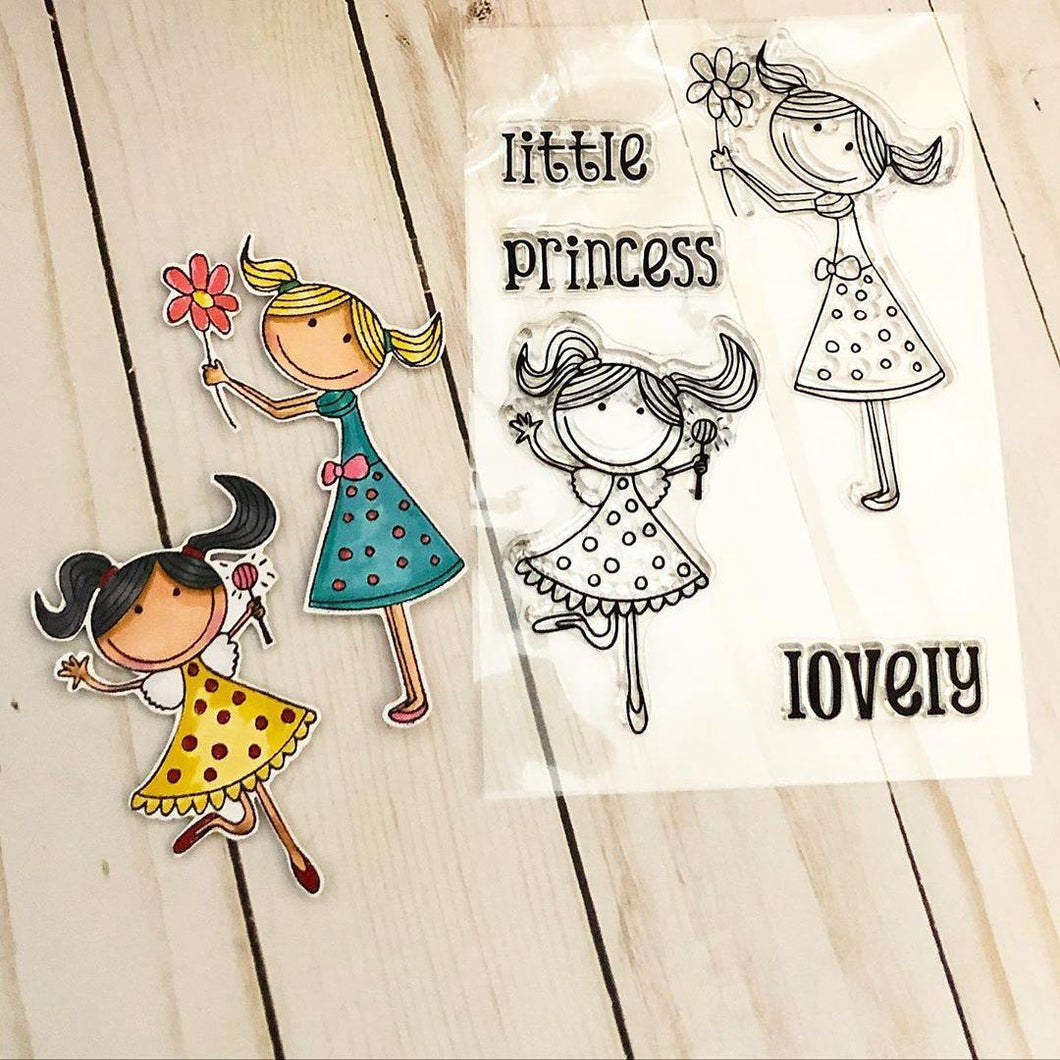 Little Princess Stamps