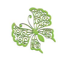 Load image into Gallery viewer, Large Size Hollow Butterfly Dies Used For Wall Sticker Fridge Sticker
