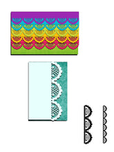 Load image into Gallery viewer, Large Size Hollow Lace Border Dies