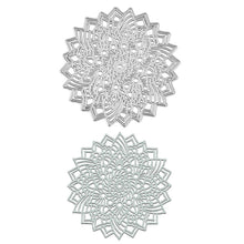Load image into Gallery viewer, Lace Floral Decoration Dies