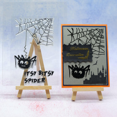 Halloween Cute Little Spider Stamps