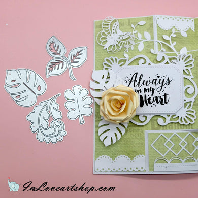 Leaves Decor Cutting Dies