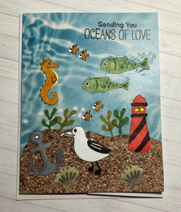 Ahoy Ocean Series Stamps