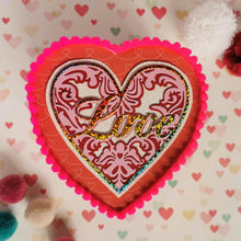 Load image into Gallery viewer, Stitched Love Heart Decor Dies(4pcs)