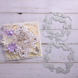 Lace Frame Cutting Dies
