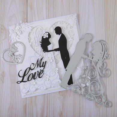 Wedding Cutting Dies
