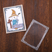 Load image into Gallery viewer, Vintage Frame Decor Stamps
