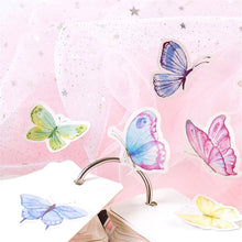 Load image into Gallery viewer, Butterfly Garden Series Box-packed Stickers<46pcs>