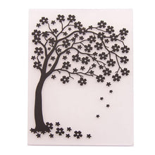 Load image into Gallery viewer, Tree Pattern Plastic Embossing Folder
