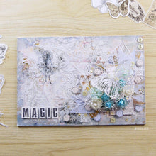 Load image into Gallery viewer, DIY Scrapbooking Lace Paper