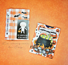 Load image into Gallery viewer, Halloween Spooky Boo  Stamps