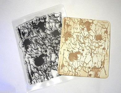 Mixed Element Background Stamps