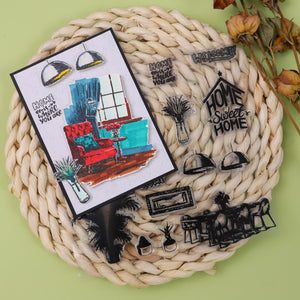 Warming Household Decoration Stamps
