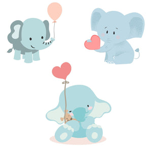Lovely Elephant Stamps