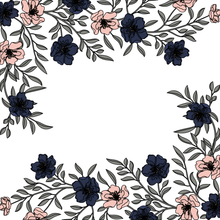 Load image into Gallery viewer, Flourishing Flowers Decorative Stamps