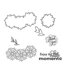 Load image into Gallery viewer, Eastshape United States Inloveart Flower Words Dies Stamps Set