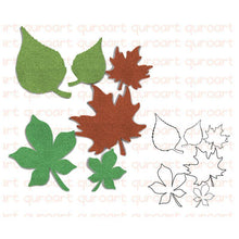 Load image into Gallery viewer, Eastshape United States Maple Leaf  Dies
