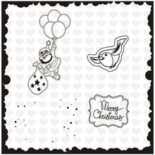 Load image into Gallery viewer, Inloveartstamp cutting dies / United States Christmas Stamps Dies