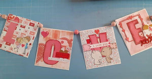 Square Border with Love Heart Nesting Dies