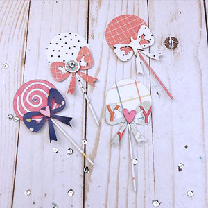 Candy Bow Cutting Dies