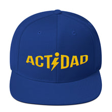 Load image into Gallery viewer, Actidad Snapback Hat