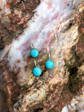 The Mini Jarvis-Turquoise Pendant