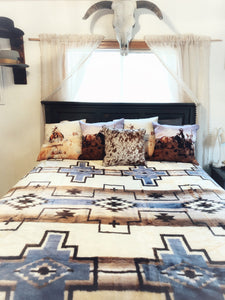 The Dumas-Southwest Bedspread