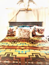 The Taos-Southwest Bedspread