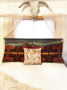 The Silver City- Southwest Pillow Shams