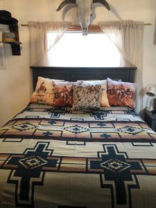 The Visalia-Southwest Bedspread