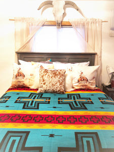 The Kingman- Southwest Bedspread