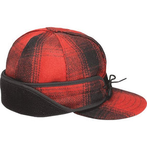 Rancher-Red/Black Plaid