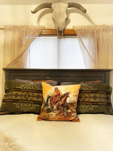 The Socorro-Southwest Pillow Shams