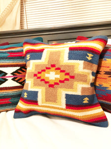 The Lone Star-Wool Pillow Cases