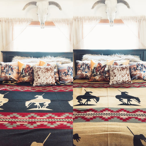 The Pueblo-Southwest Bedspread