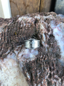 "The ""Old Rugged Cross""-Ring"