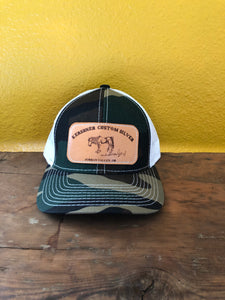 Leather Patch-KCS Cap