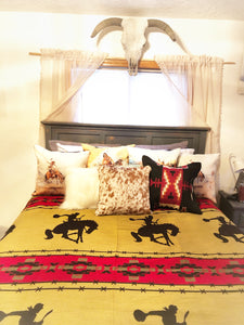The Prescott-Southwest Bedspread