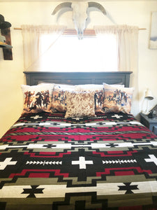 The Eureka-Southwest Bedspread