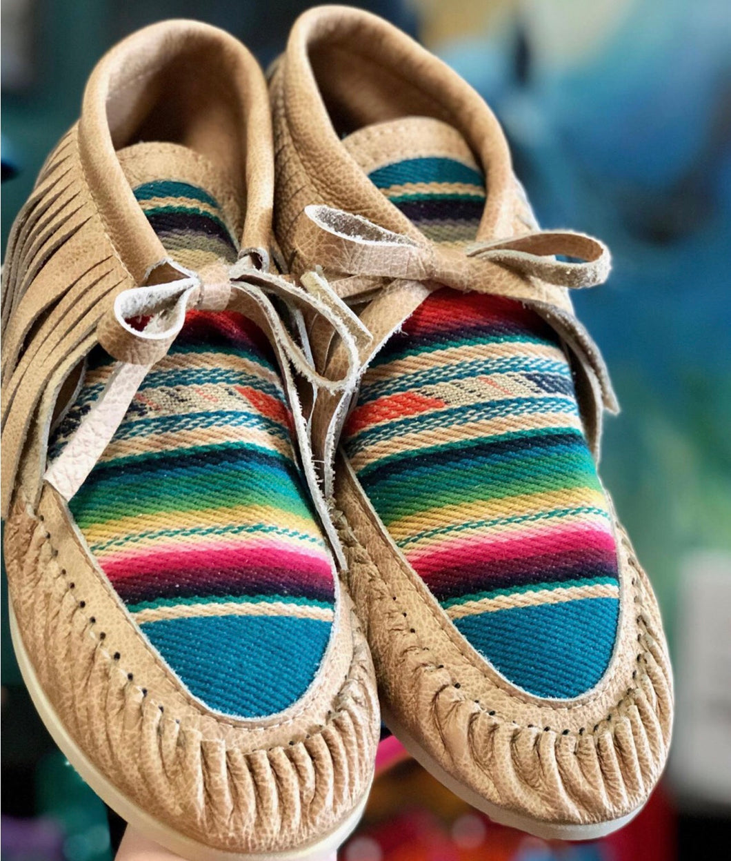 Wind Dancer Moccasins