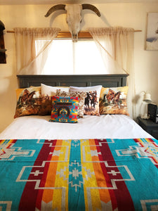 The Jarbridge-Southwest Bedspread