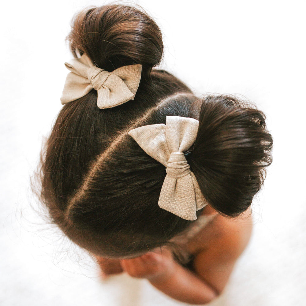 our top 5 toddler hairstyles
