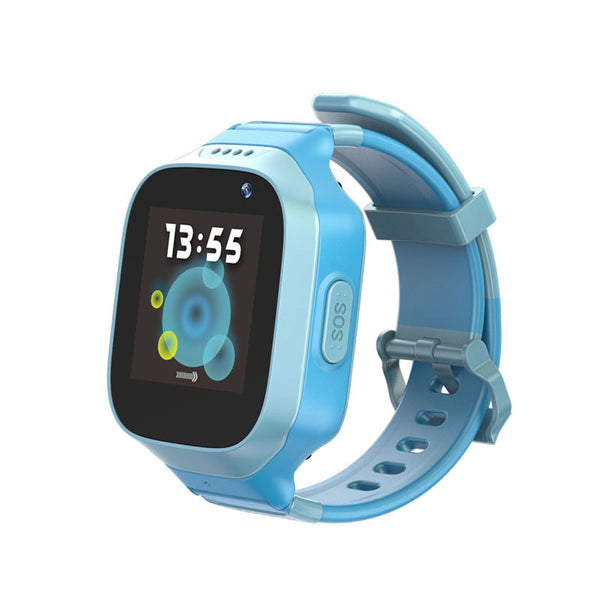 Tycho Waterproof 3G GPS Watch for Kids SOS Real-time Anti-Lost GPS Tracker Camera Geo-Fence Step Counter Text Voice Message Remote Monitor Kids GPS Smart Watch