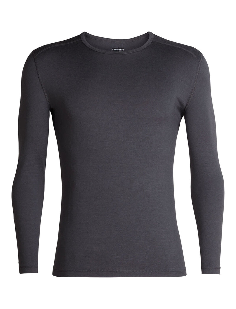 Icebreaker 260 TechTop Long Sleeve Crew