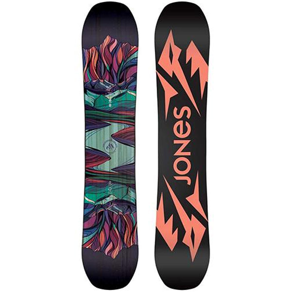 Jones Twin Sister Snowboard Womens 2020