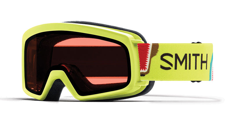 Smith Rascal Kids Goggle RC36/Acid Animal Mouth