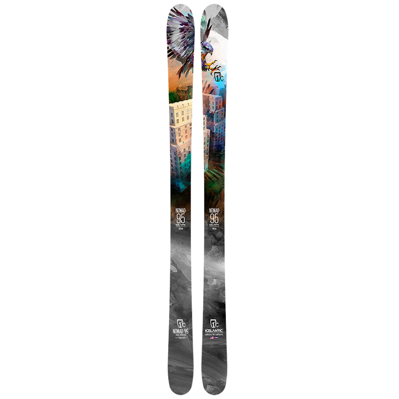 Icelantic Nomad 95 Skis 2020