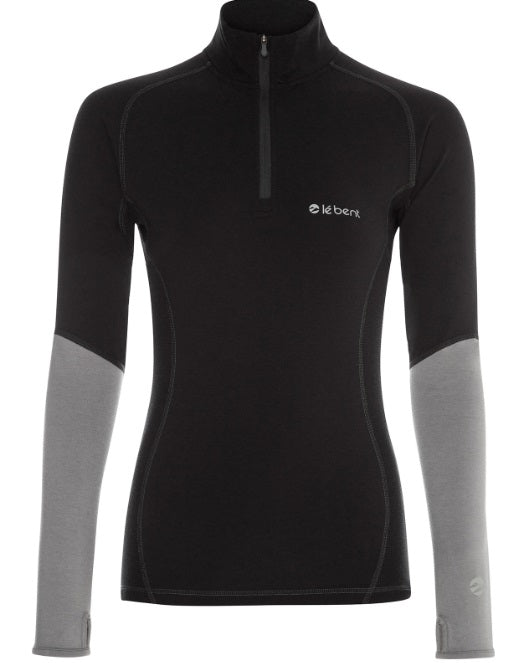 Le Bent Womens Le Peak 260 1/4 Zip