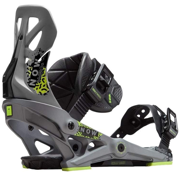 NOW Brigade Snowboard Binding 2019