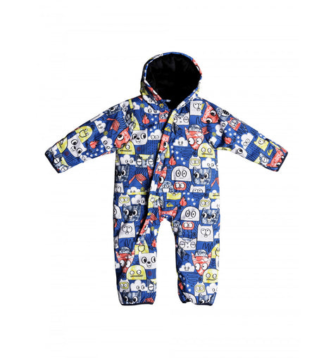 Quiksilver Little Rookie Baby Suit